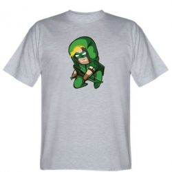 Футболка Cartoon Green Arrow