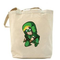 Сумка Cartoon Green Arrow