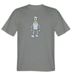 Футболка Cartoons The Robot Bender