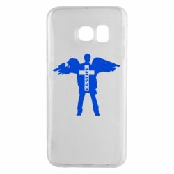 Чехол для Samsung S6 EDGE Castiel Angel