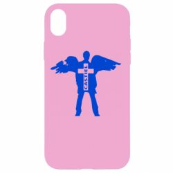 Чехол для iPhone XR Castiel Angel