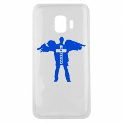 Чехол для Samsung J2 Core Castiel Angel