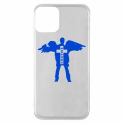 Чехол для iPhone 11 Castiel Angel