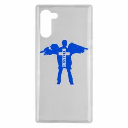 Чехол для Samsung Note 10 Castiel Angel
