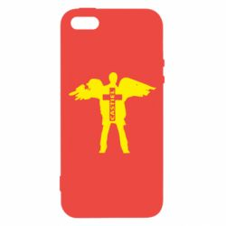 Чехол для iPhone5/5S/SE Castiel Angel
