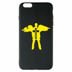Чехол для iPhone 6 Plus/6S Plus Castiel Angel