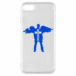 Чехол для iPhone 8 Castiel Angel