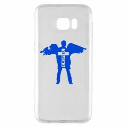 Чехол для Samsung S7 EDGE Castiel Angel