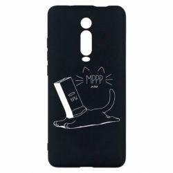 Чехол для Xiaomi Mi9T Cat and a box of milk