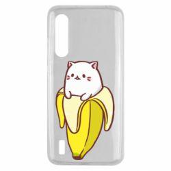 Чехол для Xiaomi Mi9 Lite Cat and Banana