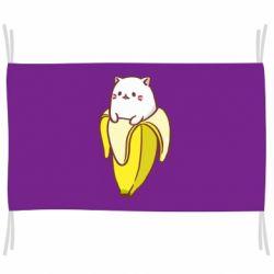 Флаг Cat and Banana