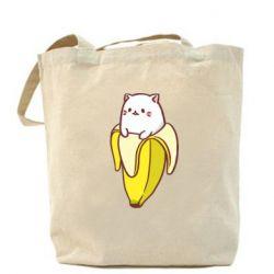 Сумка Cat and Banana