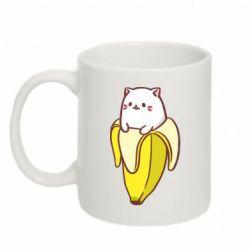 Кружка 320ml Cat and Banana