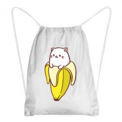 Рюкзак-мешок Cat and Banana
