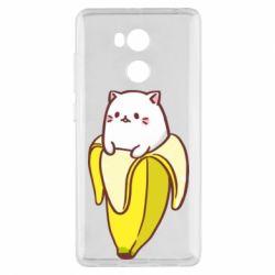 Чехол для Xiaomi Redmi 4 Pro/Prime Cat and Banana