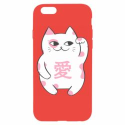 Чохол для iPhone 6/6S Cat and hieroglyphs