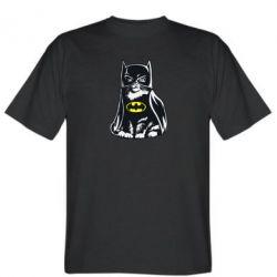 Мужская футболка Cat Batman - FatLine