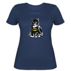 Женская футболка Cat Batman - FatLine