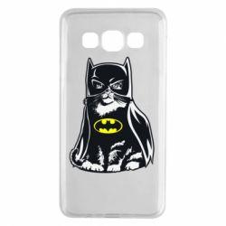 Чохол для Samsung A3 2015 Cat Batman