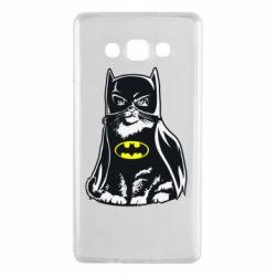 Чохол для Samsung A7 2015 Cat Batman