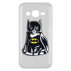 Чохол для Samsung J2 2015 Cat Batman