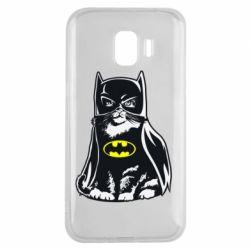 Чохол для Samsung J2 2018 Cat Batman