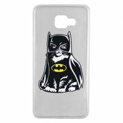 Чохол для Samsung A7 2016 Cat Batman