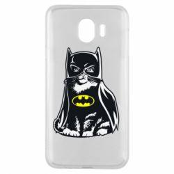 Чохол для Samsung J4 Cat Batman