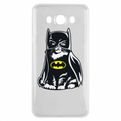 Чохол для Samsung J7 2016 Cat Batman