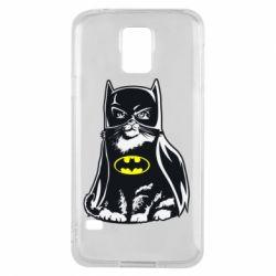 Чохол для Samsung S5 Cat Batman