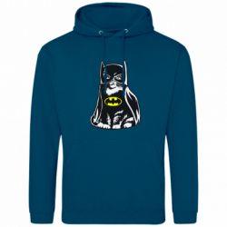Мужская толстовка Cat Batman - FatLine