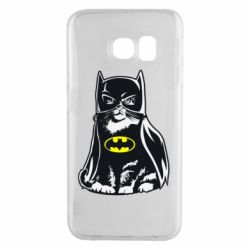Чохол для Samsung S6 EDGE Cat Batman