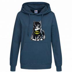 Женская толстовка Cat Batman - FatLine