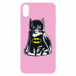 Чохол для iPhone Xs Max Cat Batman