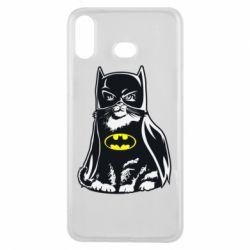 Чохол для Samsung A6s Cat Batman