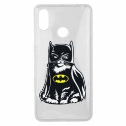 Чохол для Xiaomi Mi Max 3 Cat Batman