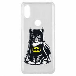 Чохол для Xiaomi Mi Mix 3 Cat Batman
