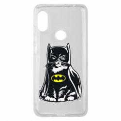 Чохол для Xiaomi Redmi Note Pro 6 Cat Batman