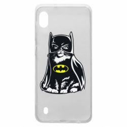 Чохол для Samsung A10 Cat Batman
