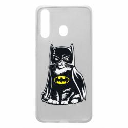 Чохол для Samsung A60 Cat Batman