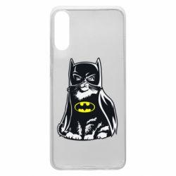 Чохол для Samsung A70 Cat Batman