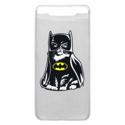 Чохол для Samsung A80 Cat Batman