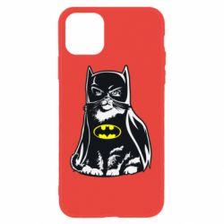 Чохол для iPhone 11 Cat Batman