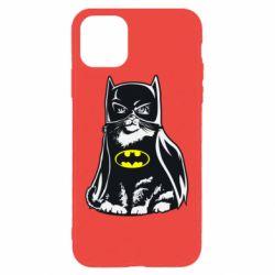 Чохол для iPhone 11 Pro Cat Batman