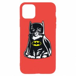 Чохол для iPhone 11 Pro Max Cat Batman
