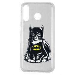 Чохол для Samsung M30 Cat Batman