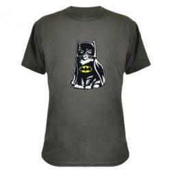 Камуфляжная футболка Cat Batman - FatLine
