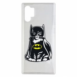 Чохол для Samsung Note 10 Plus Cat Batman
