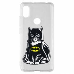 Чохол для Xiaomi Redmi S2 Cat Batman
