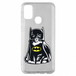 Чохол для Samsung M30s Cat Batman